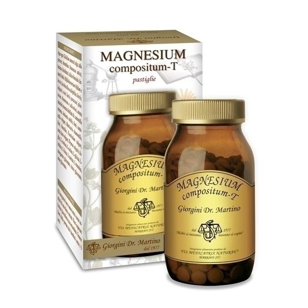 MAGNESIUM COMPOSITUM -T 200 GR 400 PASTIGLIE