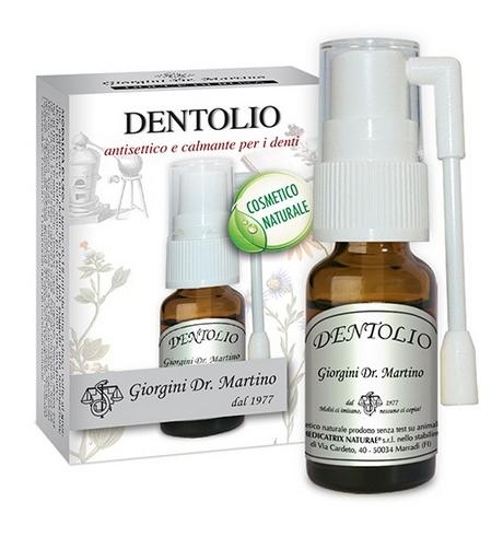 DENTOLIO 10 ML DR. GIORGINI