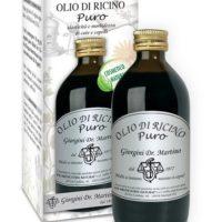 OLIO DI RICINO PURO 200 ML