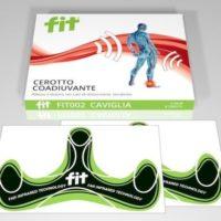 Cerotto FIT002 Caviglia 8 cerotti D.M.