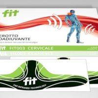 Cerotto FIT003 Cervicale 8 cerotti D.M.