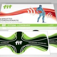 Cerotto FIT006 Lombare 8 cerotti D.M.