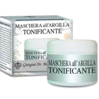 MASCHERA ALL'ARGILLA TONIFICANTE 100 ML