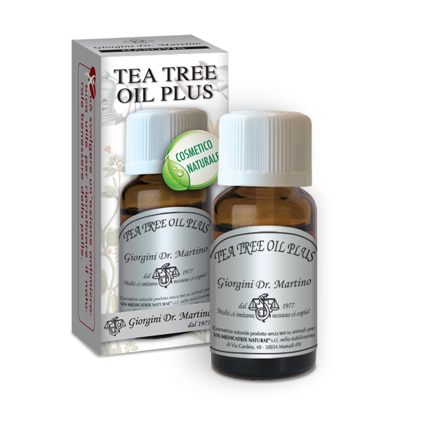 TEA TREE OIL PLUS 10 ML