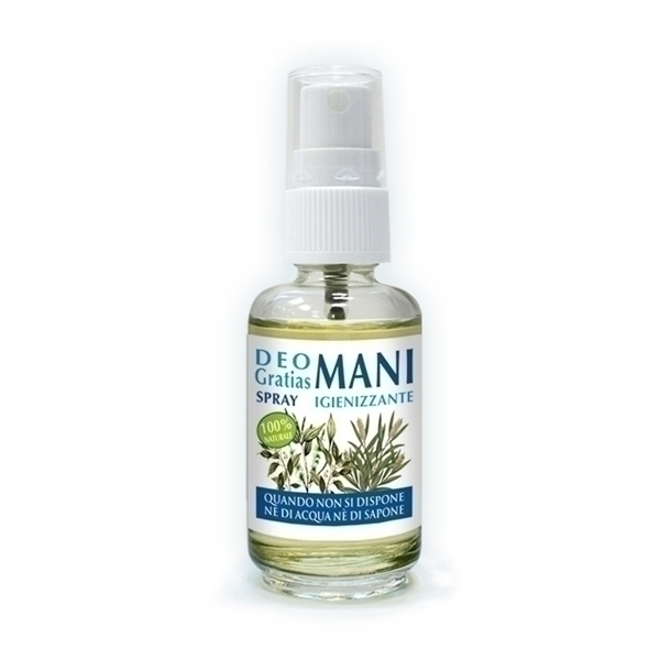 DEO GRATIAS MANI SPRAY 30 ML