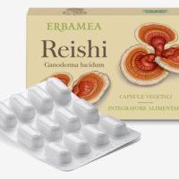 REISHI - GANODERMA LUCIDUM 24 CAPSULE VEGETALI