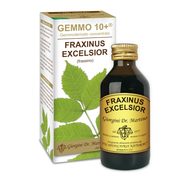 GEMMO 10+ FRASSINO 100 ML ANALCOLICO