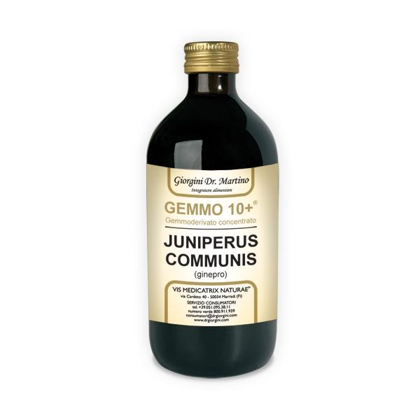 GEMMO 10+ GINEPRO 500 ML ANALCOLICO
