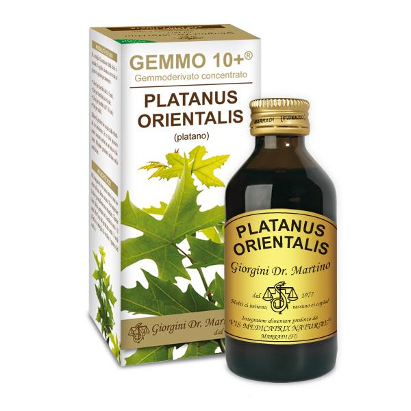GEMMO 10+ PLATANO 100 ML ANALCOLICO