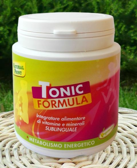 Tonic Formula 100g Polvere