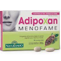 Adipoxan Menofame 30 compresse - Fame nervosa?