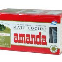 Amanda Mate Cocido 25 filtri Yerba Mate