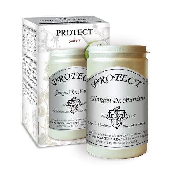 Protect 100gr polvere di Argilla Bianca
