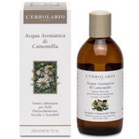 Tonico pelli sensibili alla Camomilla - L'Erbolario
