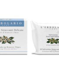 Salviette Struccanti delicate - L'Erbolario