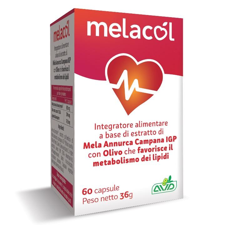 Melacol 60 capsule Mela Annurca