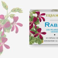 Rabas 30 capsule Pelargonium sidoides
