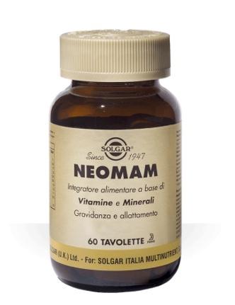 Neomam 60 tavolette gravidanza e allattamento