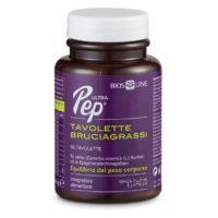 Ultra Pep® 60 Tavolette Bruciagrassi Controllo del peso fame e tono