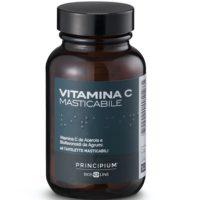 Vitamina C masticabile 60 compresse Principium