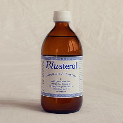 Blusterol Olio 500ml Livi Natural